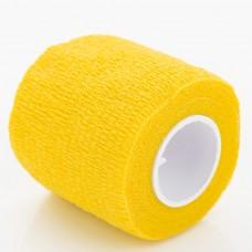Kohäsive Bandage - Gelb
