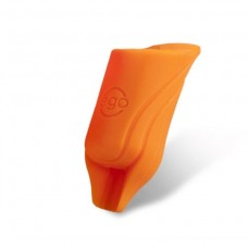 EGO Biogrips Straight in Orange – Up to 19MM Tubes