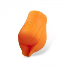 EGO Biogrips Ohne Back Lip in Orange – Up to 19MM Tubes