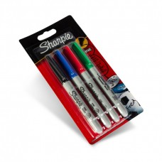SHARPIE® 4-er Pack Fine Point Stifte