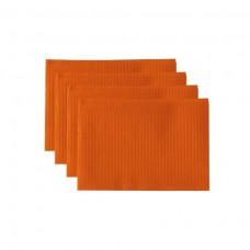 50 Stk – Arbeitsplatz Unterlagen – Orange