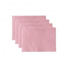 50 Stk – Arbeitsplatz Unterlagen – Rosa
