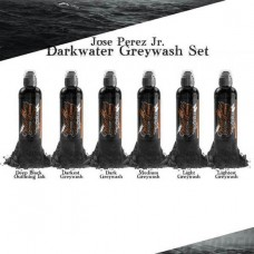 Jose Perez Darkwater Shading Set (6) x 4oz