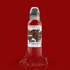 World Famous, Master Mike Red 30ml